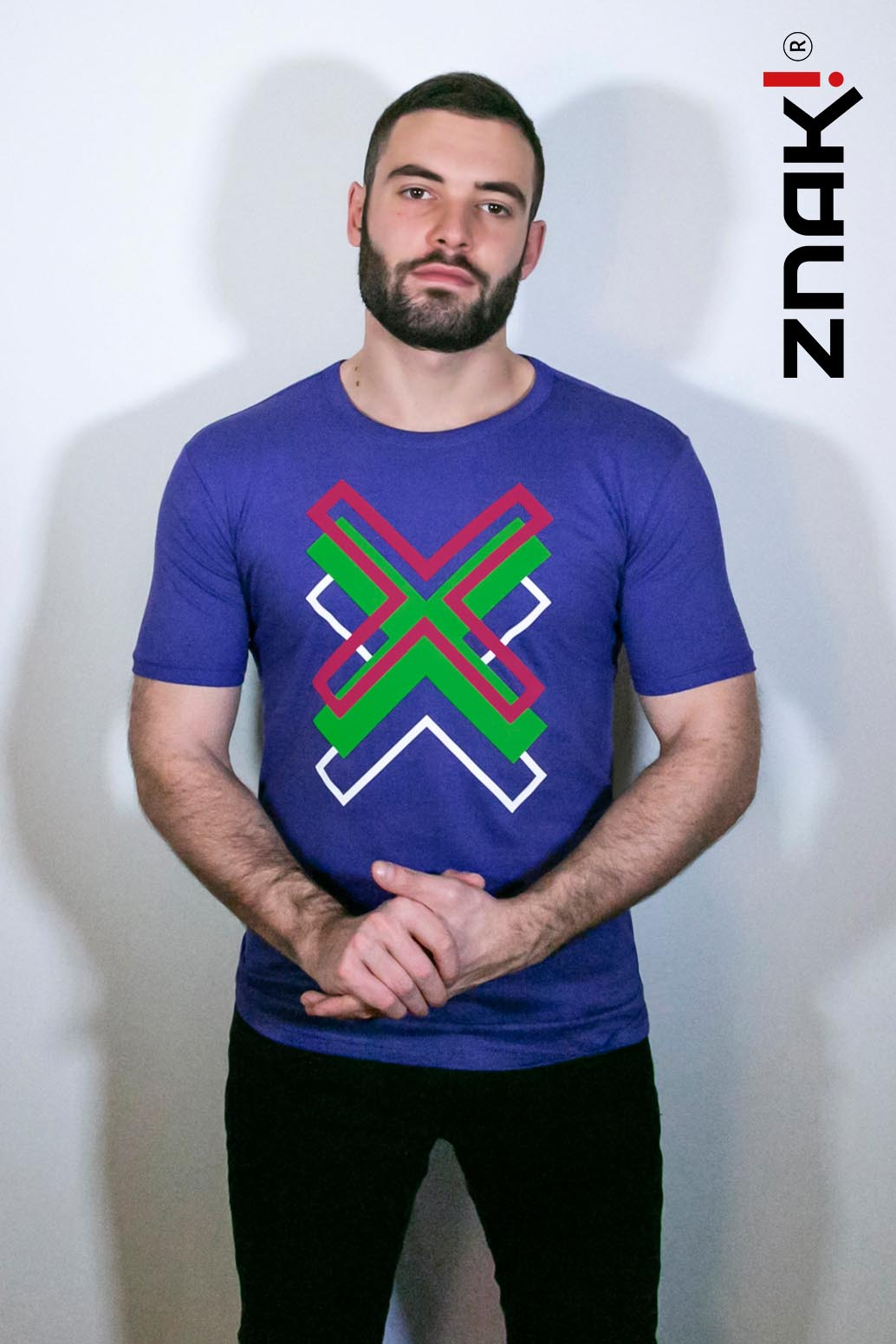 znak t-shirt hyper-cross