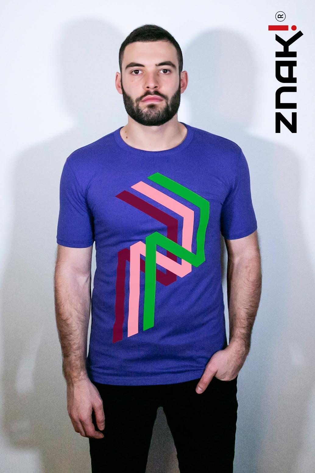 tshirt znak - hyper-tape