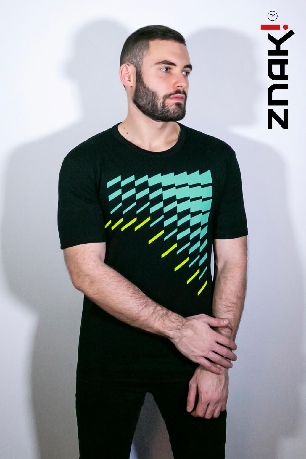tshirt znak - nuclear rain