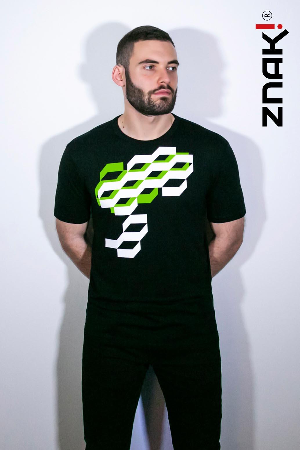 tshirt znak - turtle